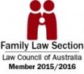 Family Law Section logo 2015-16 short